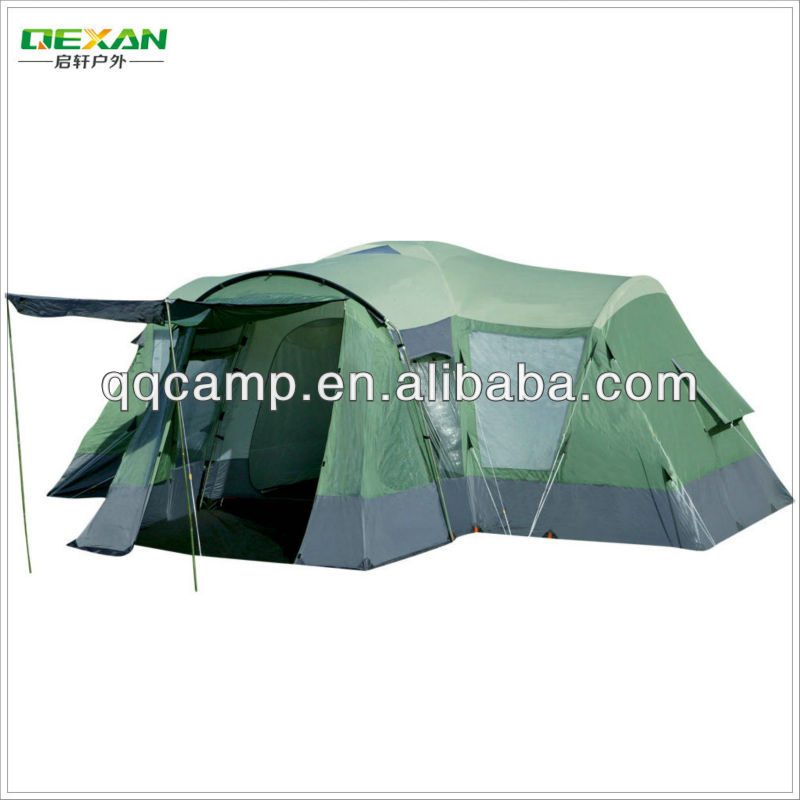 BEST WATERPROOF 6MAN CAMPING FAMILY TENT