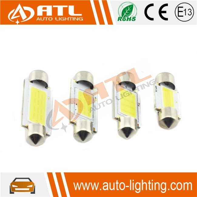 COB festoon high quality hot sale led car interior roof light