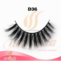 Top quality 3D beautiful silk fur eyelashes 100% 3D silk eyelashes