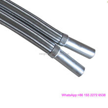 Corrugated Flexible Stainless Steel Metal Gas Hose