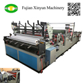 High speed automatic toilet roll paper rewinding machine price