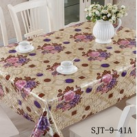 Yiwu newest popular rolls hotel gold sequin table linen
