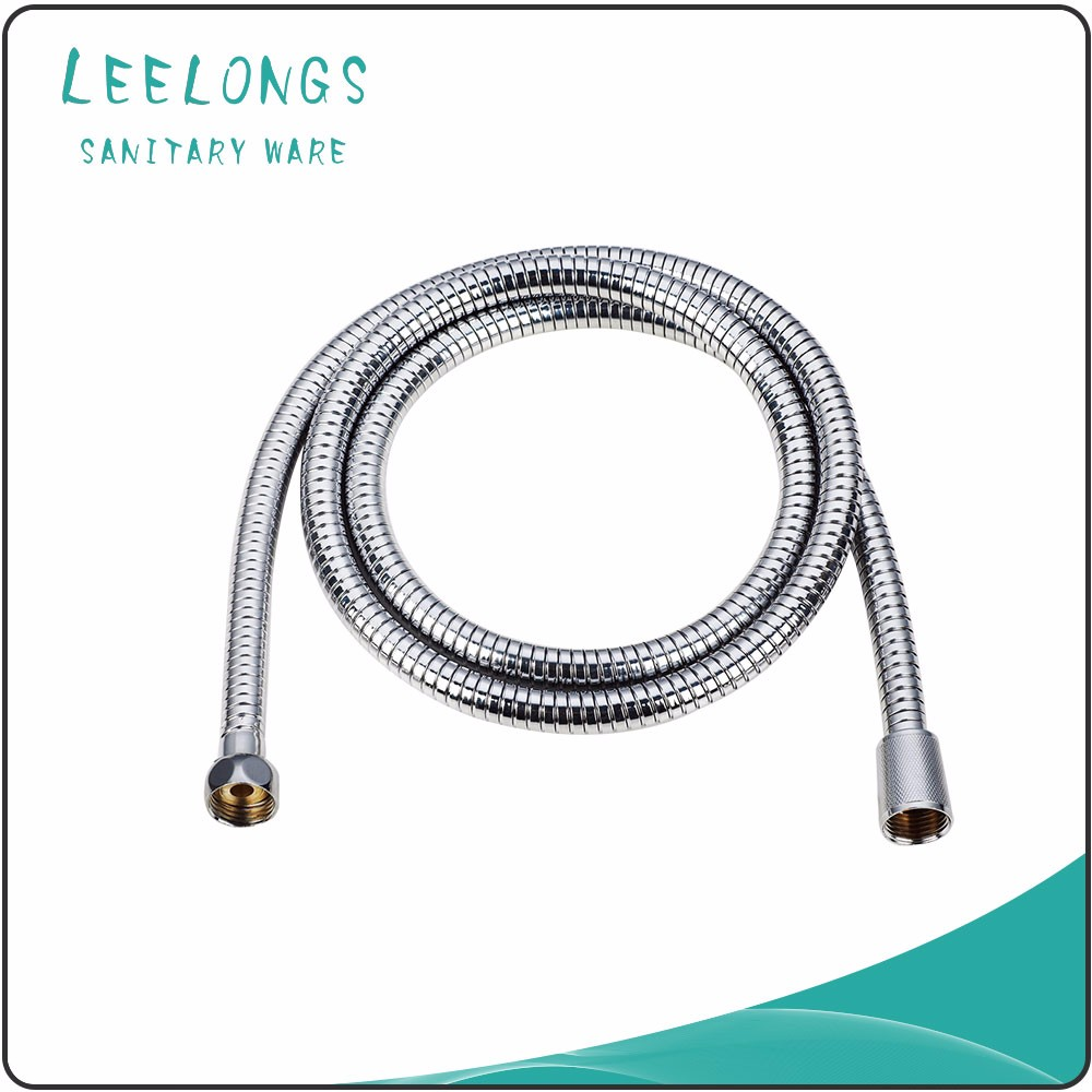 SH-6001 High Pressure Toilet Extensible Water Stainless Steel Shower Hose Quick Coupling Flexible Hose