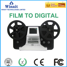2016 hot sell 8mm film converter to digital video scanner