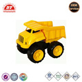 ICTI factory 3D plastic bulldozer toy for kids