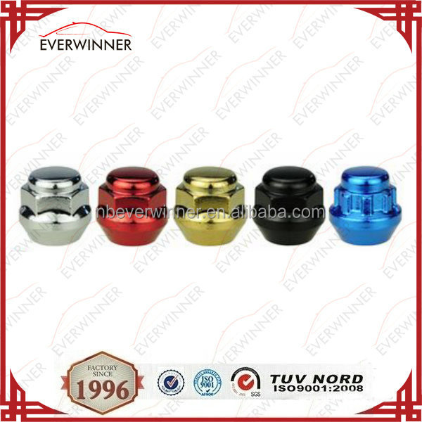 Alloy Racing Wheel Nuts And Lock Set 22mm