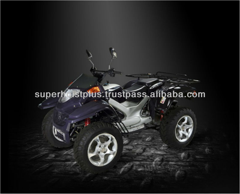 257cc Water-Cooled 4-Stroke Shaft Drive ATV All Terrain Vehicle