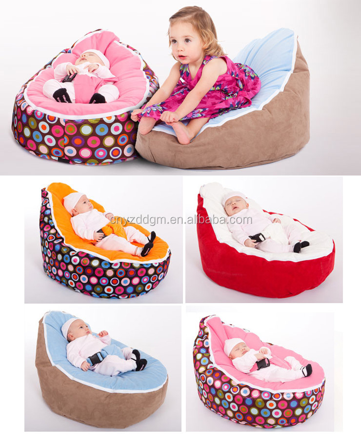 Baby Bean Bag Chairs Insects Design Chair Kids Beanbag Furniture Fashion Seat