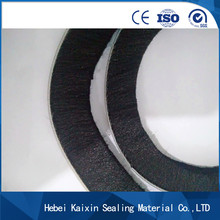 Anti-dust window fitting plastic weather strip