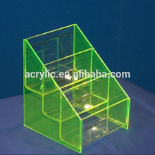Low Price Of transparent acrylic trophy display case of China National Standard