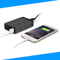 40W 5 Port 5V 8A USB Wall Charger Portable Travel Charger for iPhone iPad Samsung Galaxy HTC Motorola