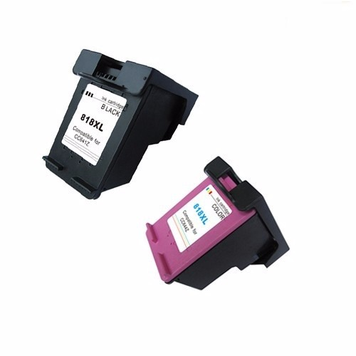 good products you might like color inkjet cartridge Deskjet D1668 refillable ink cartridge for hp 818