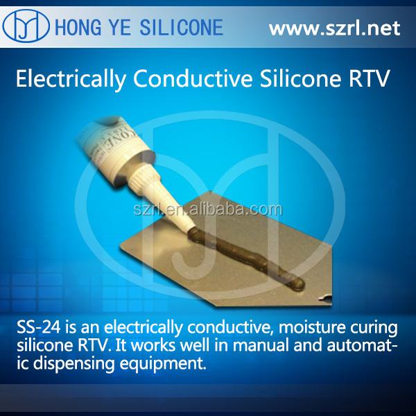 SS-24 Electrically Conductive RTV Silicone Rubber