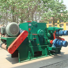 45cm Logs Make into Wood Chips Machine in Stocks with Best Price,Best Durable Quality Wood Chips Shredding Machine for Sale