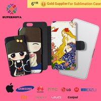 Sublimation Phone Cover, Custom Printed for iPhone Case, Leather Cell Phone Case