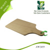 Wholesale Custom Cheap Mini Solid Natural Wood Cutting Board With Handle