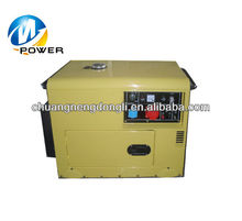 3 phase 5kva 5kw 5000 watts diesel generator with ce iso