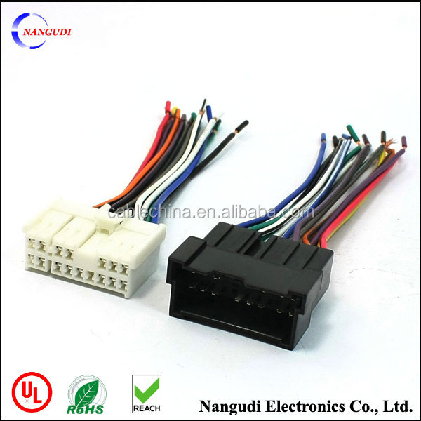 Surprising Auto Wire Harness Pins Honda Yuanwenjun Com Wiring Database Liteviha4X4Andersnl