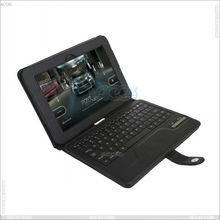 Rotary leather tablet cover/case with detachable bluetooth keyboard for kindle fire hd 8.9 P-KINDLEFIREHD89CASE003