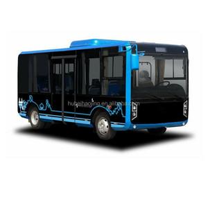 6.5m pure electric mini city bus for sale
