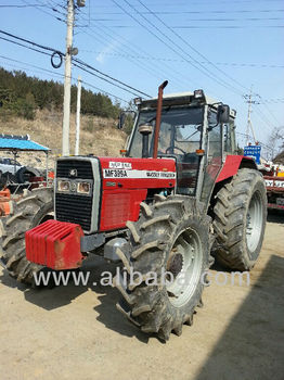 MF 362A BRAND USED TRACTOR FROM KOREA
