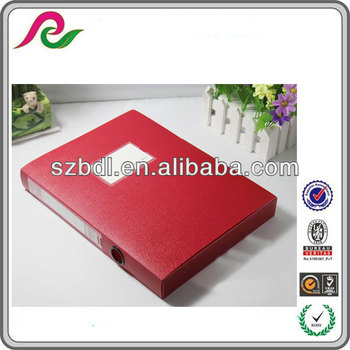 Chinese stationery types of stationery folders wholesale box file