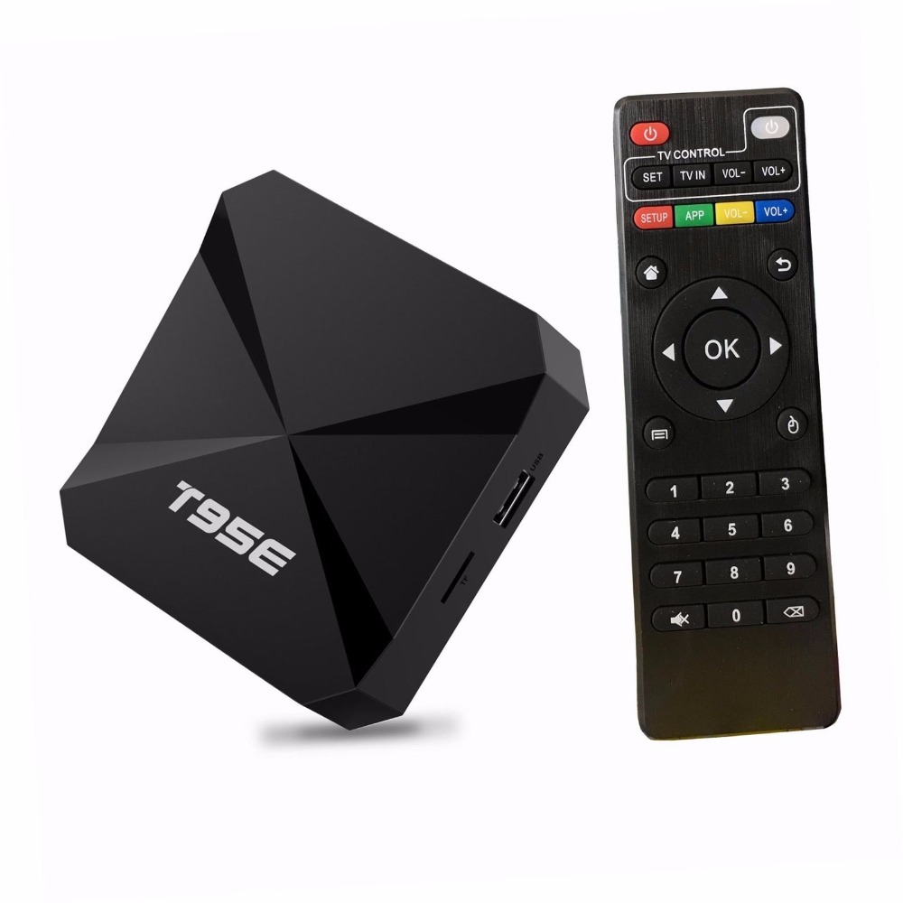 T95E youtube chinese movie Android Box Rk3229 Quad Core 1GB/8GB Set Top TV Box