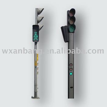LED Traffic Light-300mm-Aluminum housing