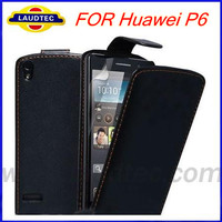 Flip Case for Huawei P6, Cases for Mobile Phone for Huawei Ascend P6