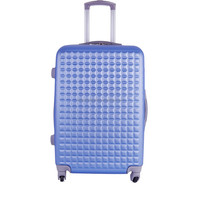 Keyboard Buttons Patterns Plastic ABS 3-Piece Suitcases Set Travel Trolley Luggage 20''/ 24'' / 28''