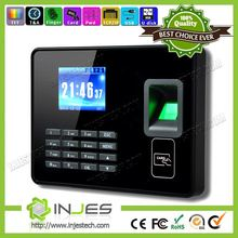 Biometric Authentication Dual Camara Linux free software WIFI GPRS employee hand punch time clocks