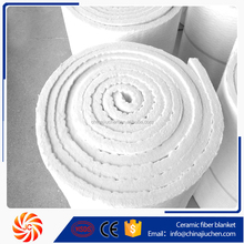 Furnace Wall Insulation 1100c Double Needled Ceramic Fiber Blanket