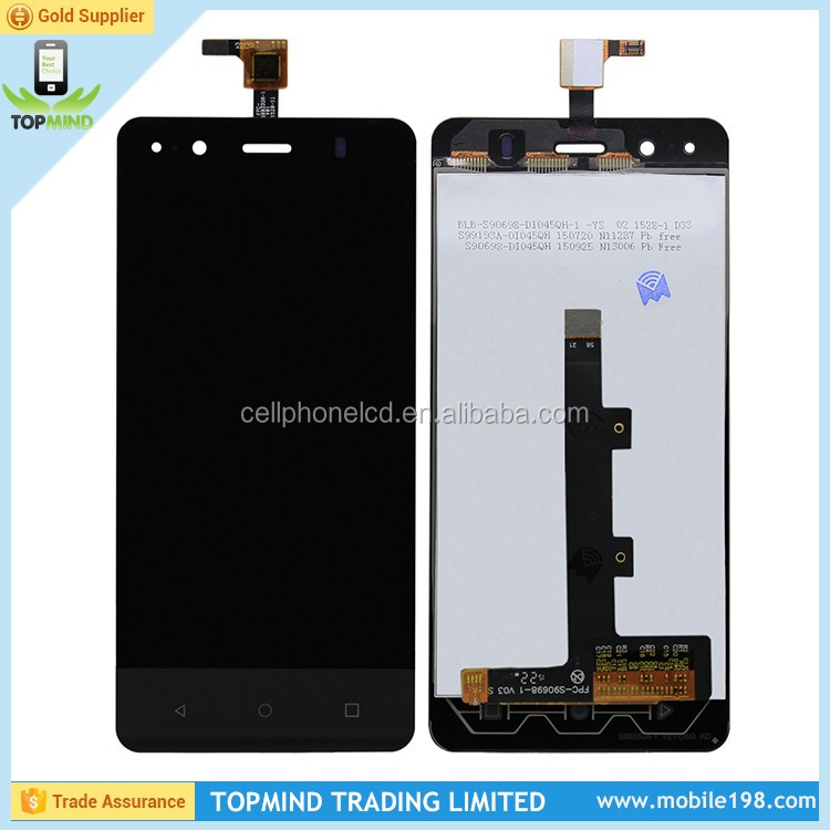 Fast Delivery Replacement LCD Display Screen for BQ Aquaris M4.5 S90698-1 with Digitizer Touch Assembly