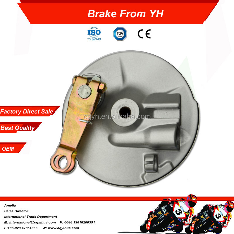 Long Service Life Motorcycle Accessory Brake Shoes