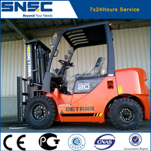 price forklift new import japan nissan engine forklift truck 2ton