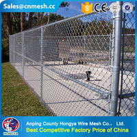 Manufacturer supply hot dip galvanized wire mesh fence malaysia