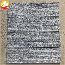 Natural granite stacked external decorative stone