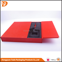 Luxury Large Red Paper Gift Box