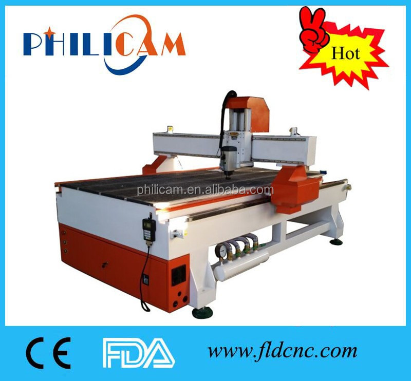 2016 hot sale new wood cutter machine / cnc wood router price