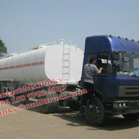 Heated Bitumen Transport 35Tons Export To