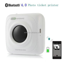 P1 Bluetooth Wireless Thermal Paper Printer Photo Portable Mini Pocket Printer for IOS Android Smartphone