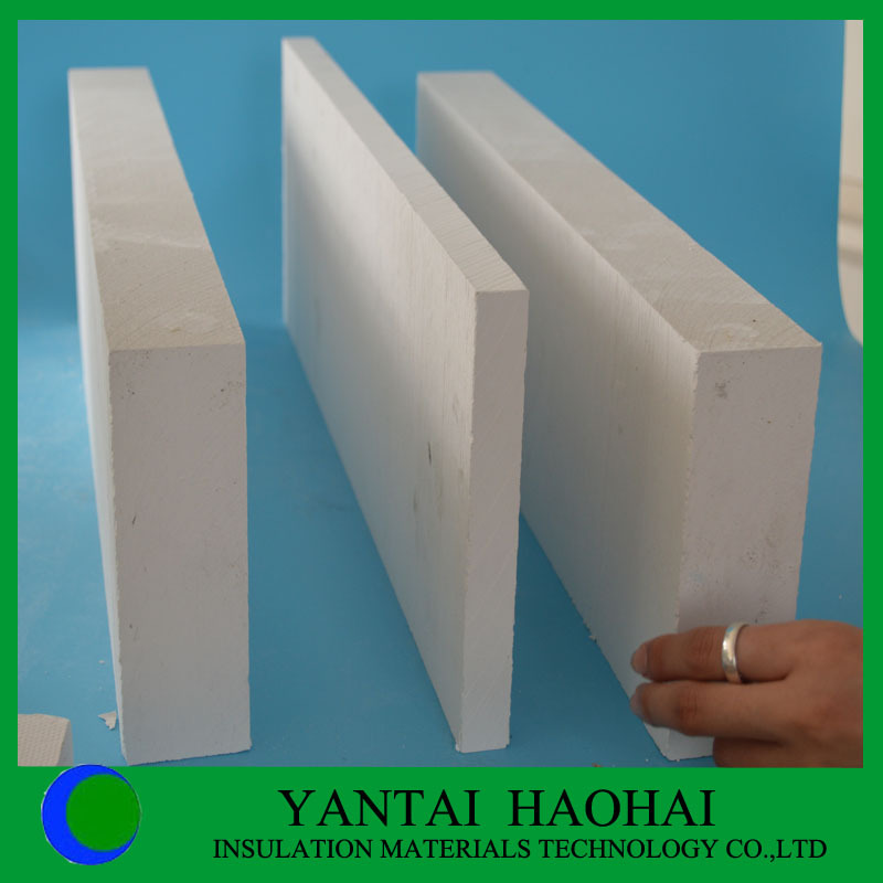 Calcium Silicate Insulation Board : High temp calcium silicate board insulation white