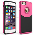 New Armor 2 in 1 PC + TPU Hybrid Armor shockproof Case Cover For Iphone 7 Smart Phone Cases