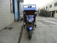 Made in Jiangsu motorcycle truck 3-wheel tricycle 150cc/250cc 3 wheel motorcycle for cargo