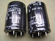 1000UF 400V DIP Aluminum Electrolytic Capacitor car audio grade electrolytic capacitors