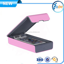 UV mobilephone Sanitizer with phone charging