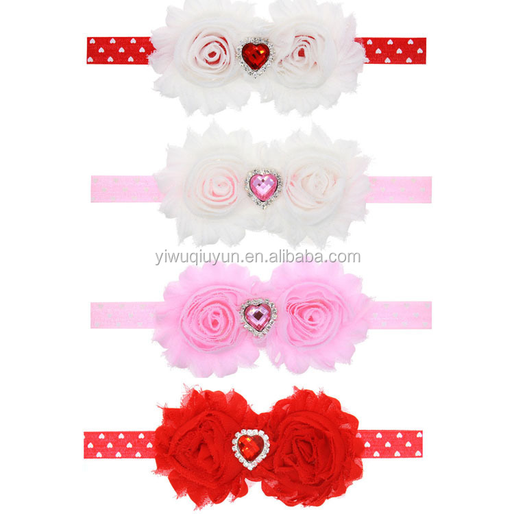 European and American holiday headdress children's hair band bow tie display