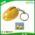 Winho Promotional Product - Hard Hat Light Keychain