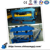 high-strength arch building machine roof panel machine