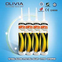 Glass sealing Neutral Silicone Sealant OLV128 odourless